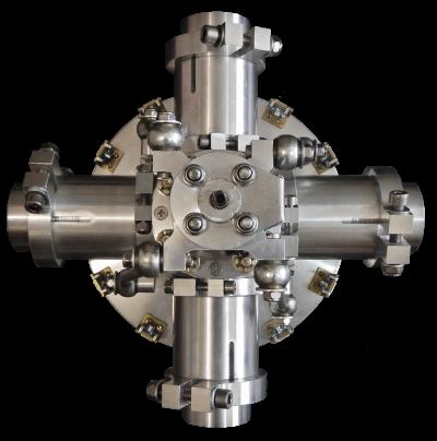 Four-blade variable pitch propeller hub VPP-4-20 (ВИШ-4-20)