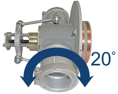 Variable pitch propeller hub VPP-2-20 (ВИШ-2-20)
